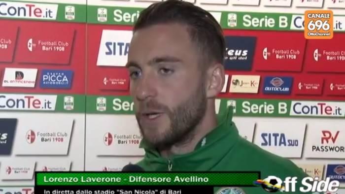 Avellino, Laverone: