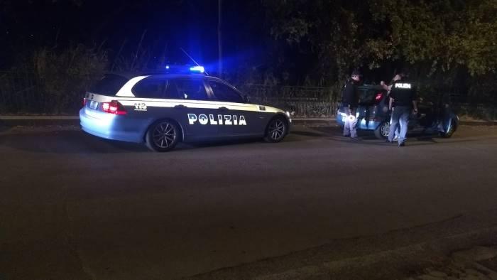 allarme furti polizia nei quartieri collinari