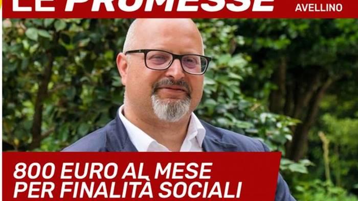 il sindaco si taglia lo stipendio soldi da usare nel sociale