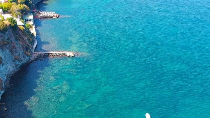 ischia da domani clean blitz per la tutela dei fondali marini