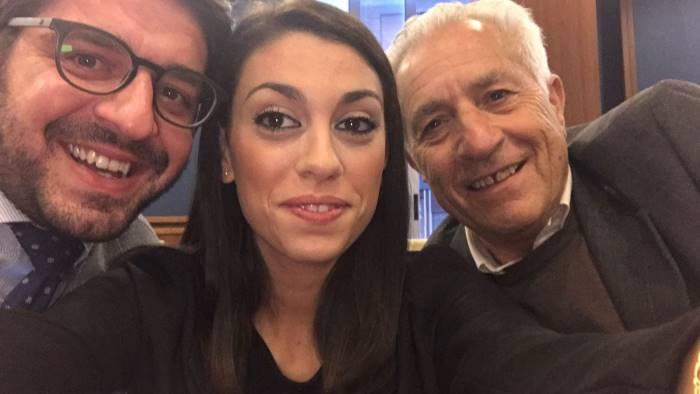 tre consiglieri passano da forza italia a caserta nel cuore