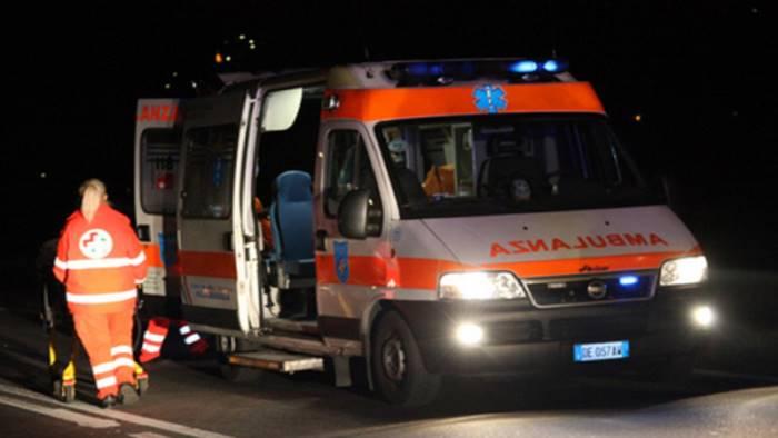 sangue sull ofantina 44enne investito e ucciso