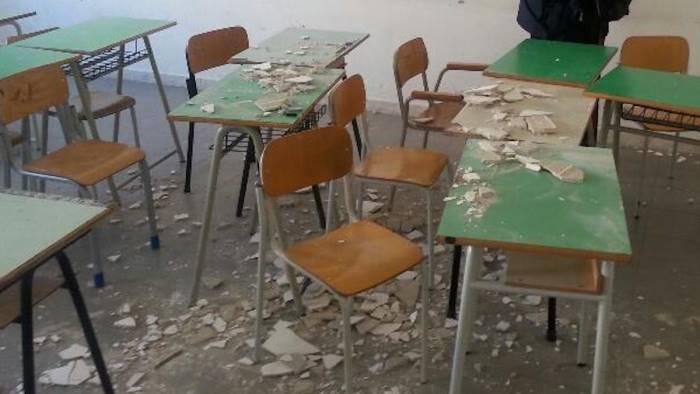 dalla provincia solo promesse le scuole cadono a pezzi