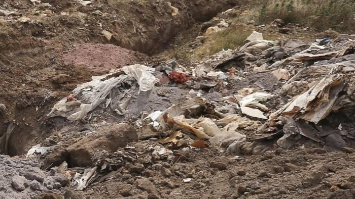 rapporto ispra disastri ambientali in campania