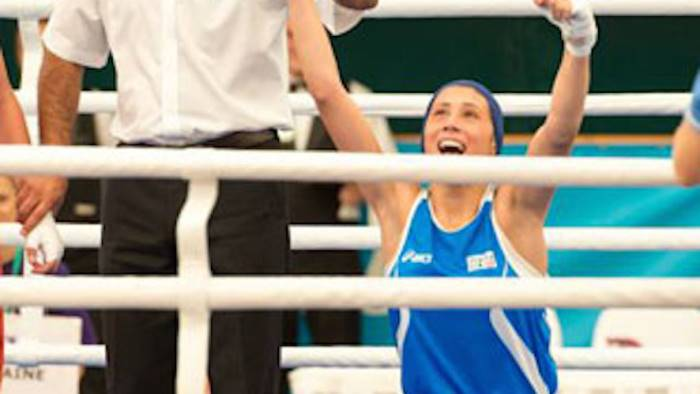 boxe irma testa ad assisi per il training camp elite