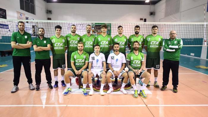 volley atripalda e pronta all esordio in campionato