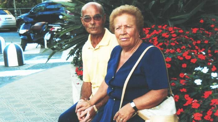 buon 60 anniversario di matrimonio a gino e carmela