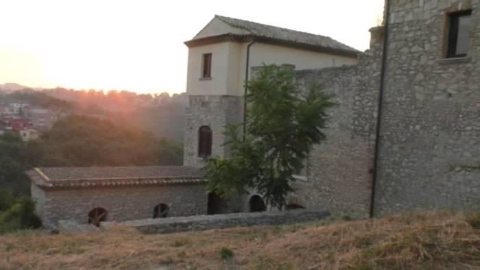 grottaminarda al castello il fascino della cripta