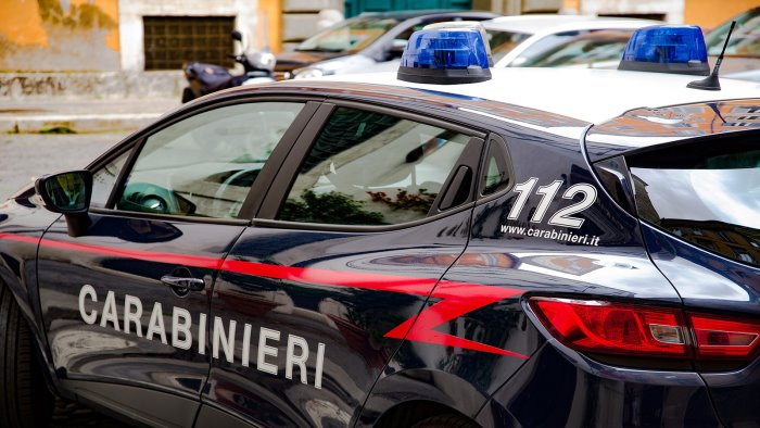 rapina una farmacia arrestato 41enne