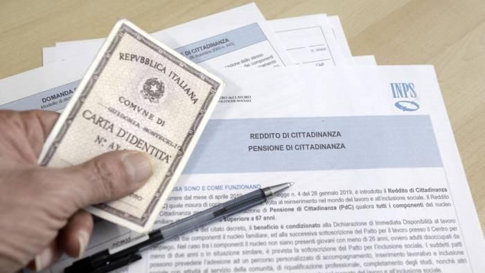 piano di zona s2 domande per rinnovo reddito di cittadinanza