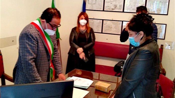 telese terme cittadinanza onoraria a giovane tunisina