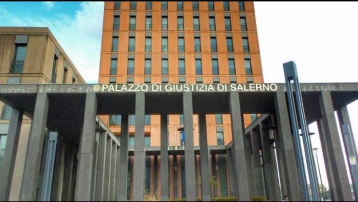 cittadella giudiziaria chiuso il 3 piano per sanificazione