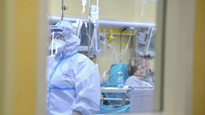 coronavirus ancora boom di ricoveri la situazione nel sannio