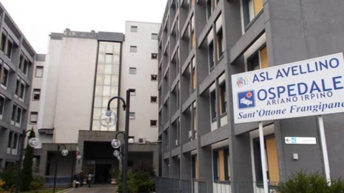 maraia l ospedale di ariano e una minaccia