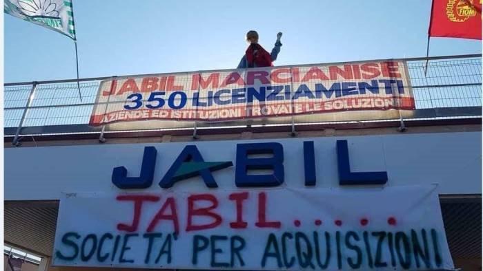 jabil stop a passaggio lavoratori a softlab