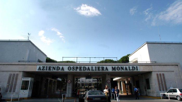 napoli l ospedale monaldi a rischio chiusura