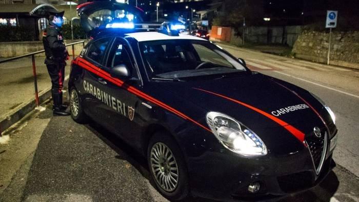 traffico di droga tra agropoli e giungano arrestate 14 persone
