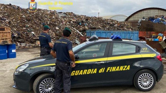 evasione fiscale e maxi sequestro di beni da 1 milione di euro