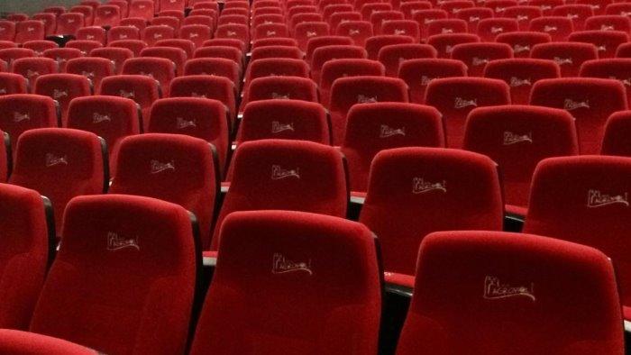 agropoli riparte la cultura sindaco annuncia la riapertura del cineteatro