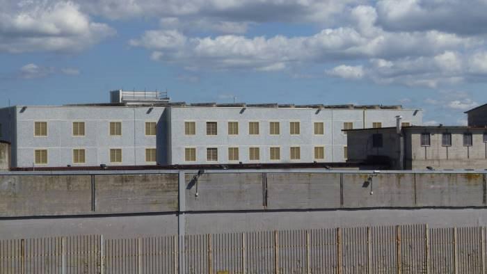 carcere personale ridotto all osso manifestazione provinciale ad ariano