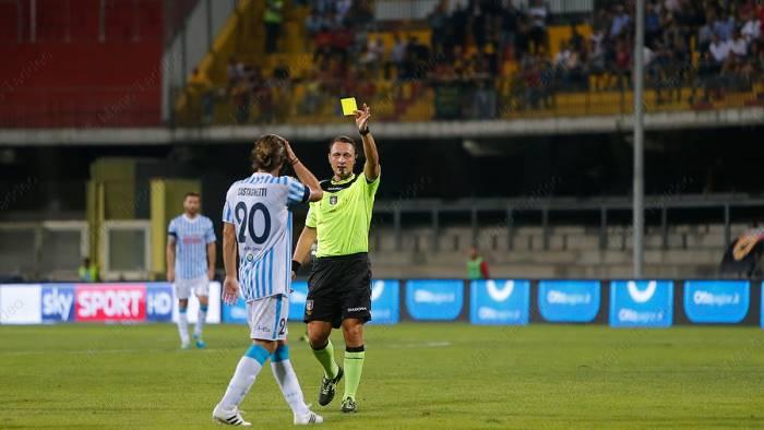 Serie B 13 novembre 2016