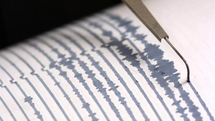 scossa di terremoto in mare nel salernitano