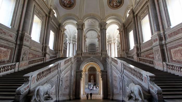 capitale italiana della cultura 2018 caserta e fuori