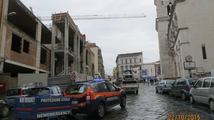 Nuovo piano di protezione civile sul sito del comune for Creatore del piano del sito