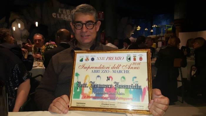 Premi: EY, Federico Marchetti imprenditore dell'anno