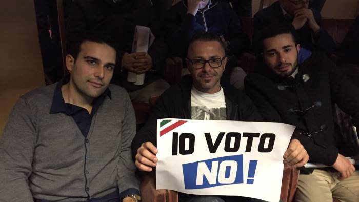 referendum primavera irpinia alla kermesse romana per dire no