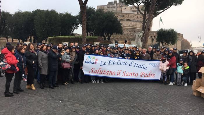 Servizio Civile, in cinquanta a Roma per l'udienza con il Papa