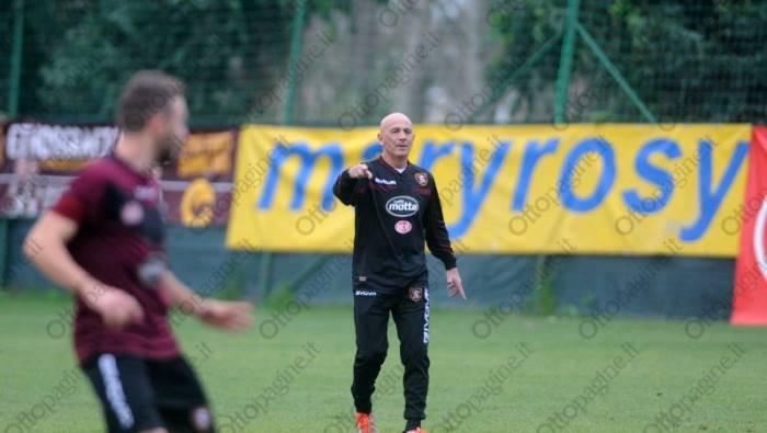 Serie B, la Salernitana cambia: Bollini al posto di Sannino