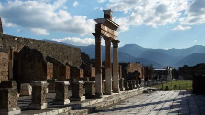 Pompei, con Eatstory le#39;archeologia sposa le#39;enogastronomia