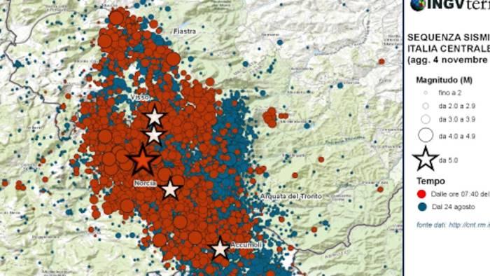 Nel video la faglia che ha provocato il sisma di magnitudo 6,5