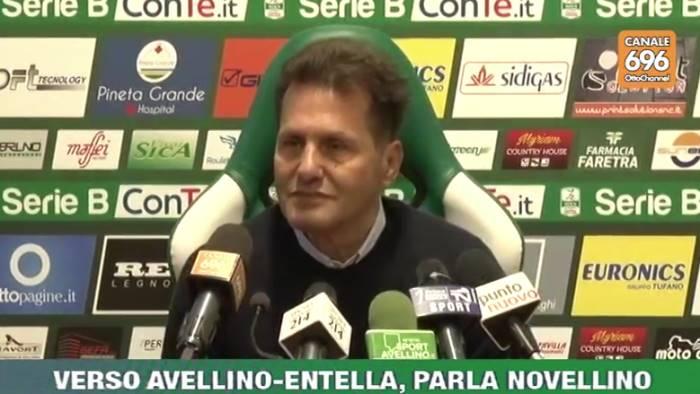 Avellino- Virtus Entella: ecco le formazioni ufficiali