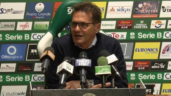 Serie B: Allo Stirpe il Frosinone si fa fermare dall'Avellino