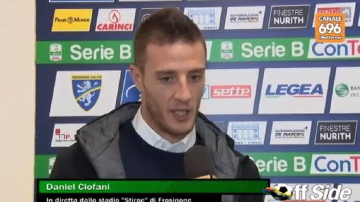 Frosinone - Avellino, le formazioni ufficiali: novità in attacco