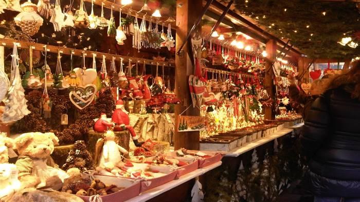 nei mercatini di natale spunta il salotto dell artigianato