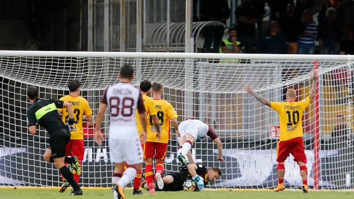 Benevento-Sassuolo, De Zerbi: