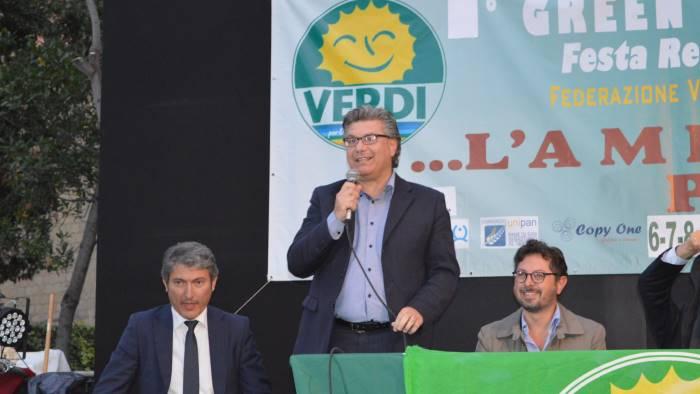 Risultati immagini per i Verdi Vincenzo Peretti.