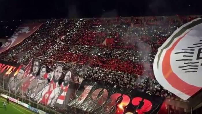 Calcio, Salernitana-Bari 2-2: la doppietta di Galano non basta, parità all'Arechi