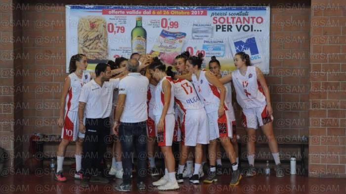 Basket Femminile B Nulla Da Fare Per Il Basket Ruggi Salerno