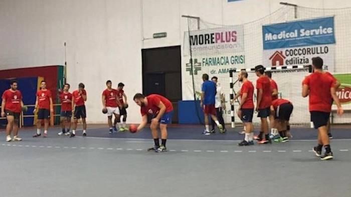 handball lanzara primato solitario