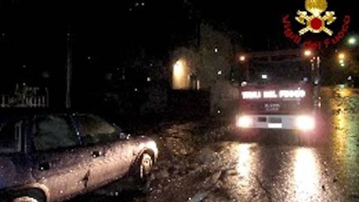 Maltempo al Sud, violento nubifragio si abbatte su Reggio Calabria