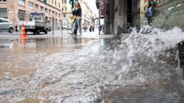 Temporali in arrivo in tutta la Campania: l'allerta della Protezione Civile