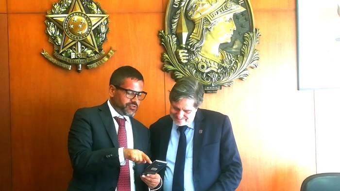 unisa in brasile al via cooperazione con l universita di rio