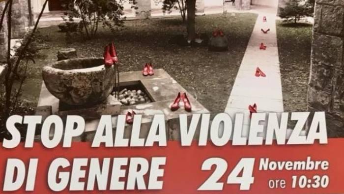 caiazzo stop alla violenza di genere