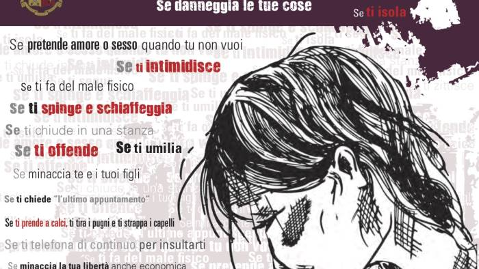Questura In Campo Contro La Violenza Sulle Donne Ottopagineit