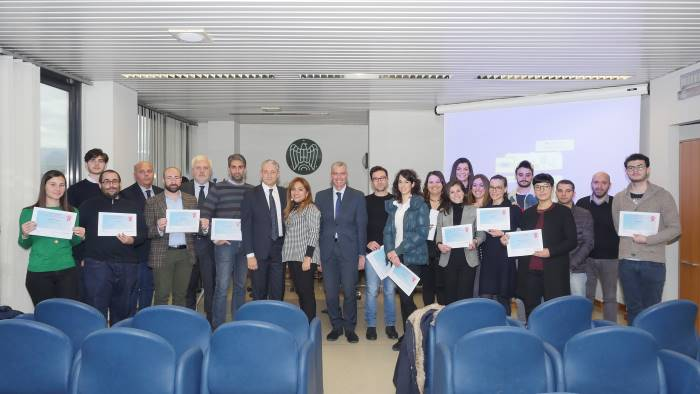 digital export business school terminato il corso