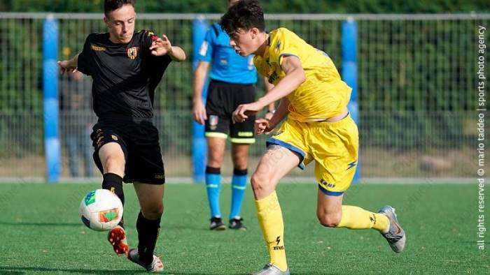 benevento le under 16 e 15 in trasferta a crotone